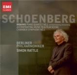 SCHOENBERG - Rattle - Begleitmusik zu einer Lichtspielscene op.34