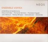 CORRALES - Ensemble Vortex - Canon fractal por aumentacion sobre una mel