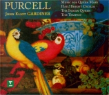 PURCELL - Gardiner - Come ye sons of art, away, ode pour l'anniversaire