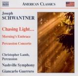 SCHWANTNER - Guerrero - Concerto pour percussion