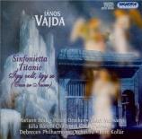 VAJDA - Kollar - Sinfonietta