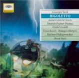 VERDI - Stein - Rigoletto : extraits (en allemand) en allemand