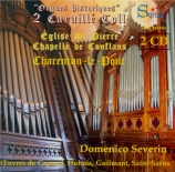 'Orgues historiques' : Bicentenaire de la naissance d'Aristide Cavaillé-Coll Orgues de l'église Saint-Pierre et de la Chapelle de Conflans (Charenton-le-Pont)