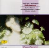 TCHAIKOVSKY - Milstein - Concerto pour violon en ré majeur op.35 import Japon