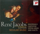 René Jacobs Edition : Sacred Music