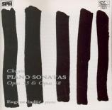 CHOPIN - Indjic - Sonate n°2 pour piano op.35 'Marche funèbre'