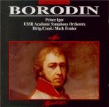 BORODINE - Svetlanov - Prince Igor (Le) : extraits