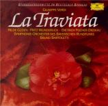 VERDI - Bartoletti - Traviata (La) : extraits (chanté en allemand) chanté en allemand