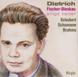 DFD sings famous Lieder