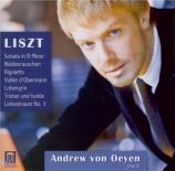 LISZT - Von Oeyen - Sonate en si mineur, pour piano S.178