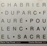 POULENC - Bouisset - Huit chansons gaillardes, pour voix et piano sur de