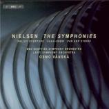 NIELSEN - Vänskä - Symphonie n°1 op.7