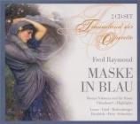 RAYMOND - Stephan - Maske in Blau