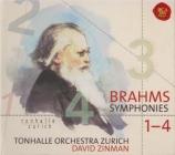 BRAHMS - Zinman - Symphonie n°1 pour orchestre en do mineur op.68