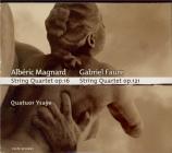 MAGNARD - Quatuor Ysaye - Quatuor à cordes op.16