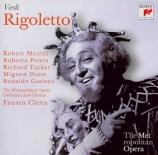 VERDI - Cleva - Rigoletto, opéra en trois actes (live MET 22 - 2 - 1964) live MET 22 - 2 - 1964