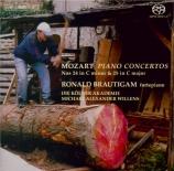 MOZART - Brautigam - Concerto pour piano et orchestre n°24 en do mineur