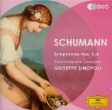 SCHUMANN - Sinopoli - Symphonie n°1 pour orchestre en si bémol majeur op