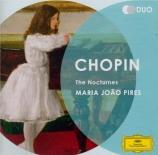 CHOPIN - Pires - Nocturne pour piano en mi bémol majeur op.9 n°2