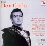 VERDI - Metropolitan Op - Don Carlo, opéra (version italienne) live MET 7 - 3 - 1964