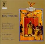DONIZETTI - Franci - Don Pasquale (live Venezia, 7 - 4 - 1968) live Venezia, 7 - 4 - 1968