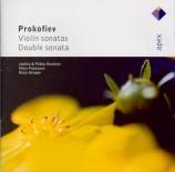 PROKOFIEV - Kuusisto - Sonate pour 2 violons op.56
