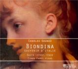 Biondina : Souvenir d'Italie