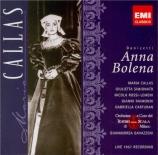 DONIZETTI - Gavazzeni - Anna Bolena (Live Recording) Live Recording