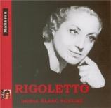 VERDI - Cruchon - Rigoletto : extraits (en français) en français