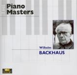 CHOPIN - Backhaus - Études (12) pour piano op.10