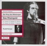 WAGNER - Kempe - Das Rheingold (L'or du Rhin) WWV.86a live Bayreuth 26 - 7 - 1960