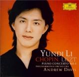 LISZT - Li - Concerto pour piano n°1 S.124 (import Japon) import Japon