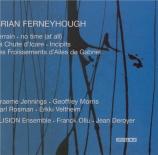 FERNEYHOUGH - Elision - Terrain pour violon et octuor à vents