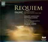 FAURE - Järvi - Requiem pour voix, orgue et orchestre en ré mineur op.48