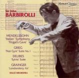 MENDELSSOHN-BARTHOLDY - Barbirolli - Symphonie n°4 en la majeur op.90 'I