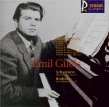 RACHMANINOV - Gilels - Vocalise, pour voix et piano op.34 n°14