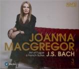BACH - MacGregor - Suite française n°1, pour clavier en ré mineur BWV.81