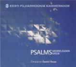 MENDELSSOHN-BARTHOLDY - Reuss - Trois psaumes, pour voix solo ou chœur a