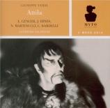 VERDI - Silipigni - Attila, opéra en trois actes live Newark, 20 - 10 - 1972