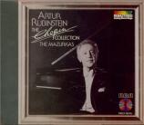 CHOPIN - Rubinstein - Quatre mazurkas pour piano op.6