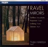 RAVEL - Hakkila - Miroirs, cinq pièces pour piano