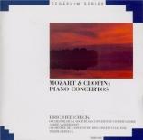 CHOPIN - Heidsieck - Concerto pour piano et orchestre n°1 en mi mineur o import Japon