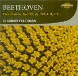 BEETHOVEN - Feltsman - Sonate pour piano n°30 op.109