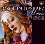 JOSQUIN DESPREZ - Orlando Consort - Motets