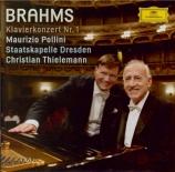 BRAHMS - Pollini - Concerto pour piano et orchestre n°1 en ré mineur op