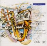 Musique française du XXème siècle (Saxophone et piano)
