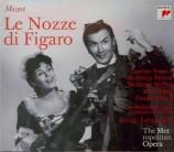 MOZART - Leinsdorf - Le nozze di Figaro (Les noces de Figaro), opéra bou live MET 28 - 01 - 1961