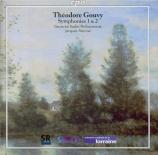 GOUVY - Mercier - Symphonie n°1 en mi bémol majeur op.9