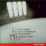 MacMILLAN - Quatuor Alcan - Quatuor en do mineur