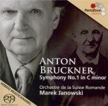 BRUCKNER - Janowski - Symphonie n°1 en ut mineur WAB 101